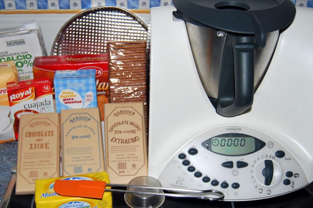Los tres tipos de Chocolates marca Arancha