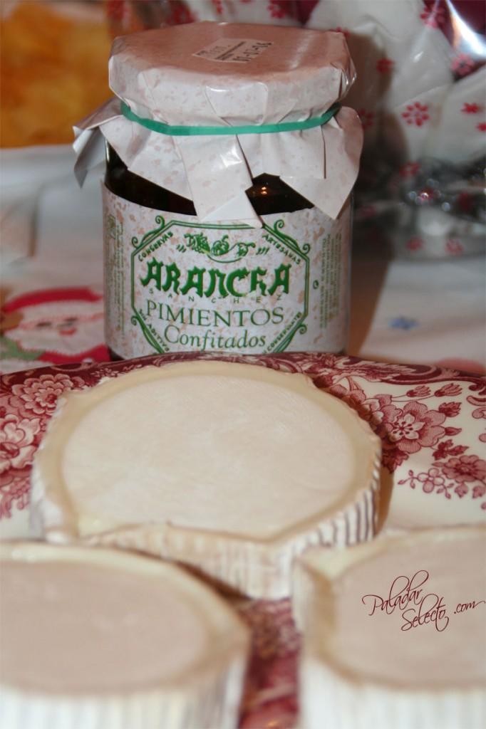 Pimientos confitados Arancha