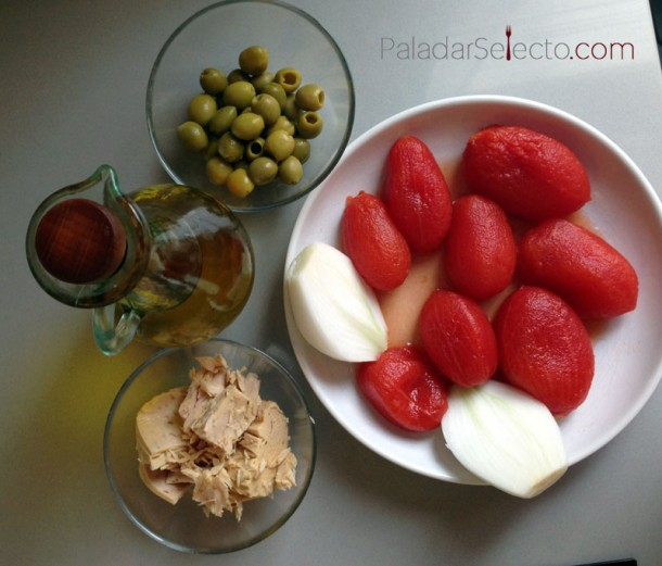 ingredientes mojete conquense