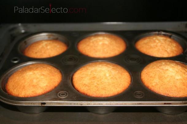 Brownie recein sacado del horno