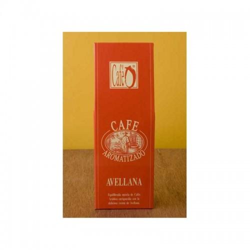 Café aromatizado con Avellana , 125 gr.