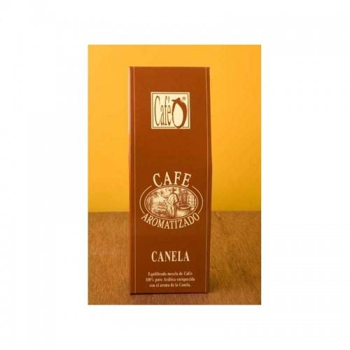 Café aromatizado con Canela , 125 gr.