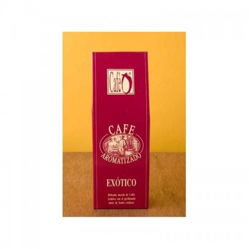 Café aromatizado Exótico , 125 gr.