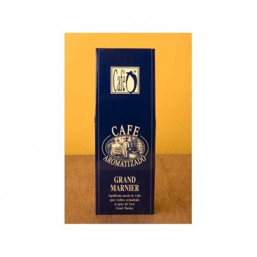 Café aromatizado Grand Marnier. , 125 gr.