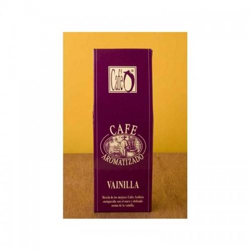 Café aromatizado con Vainilla. , 125 gr.
