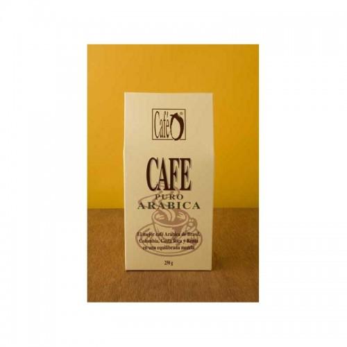 Café de Puro Arábico. , 250 gr.