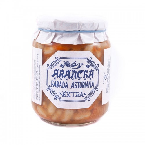 Fabada Asturiana al Natural Arancha, 660 gr.