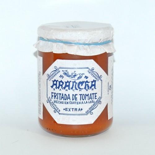 Fritada de Tomate con Pimientos de Piquillo Arancha, 400 gr.