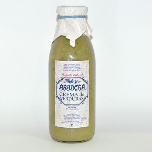 Crema de Verduras Arancha, 530 cl.