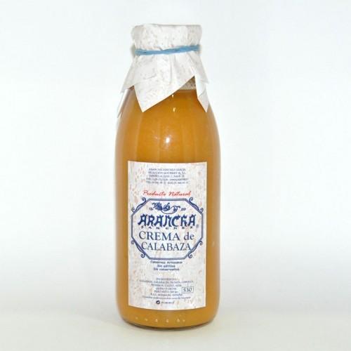 Crema de Calabaza Arancha, 530 gr.