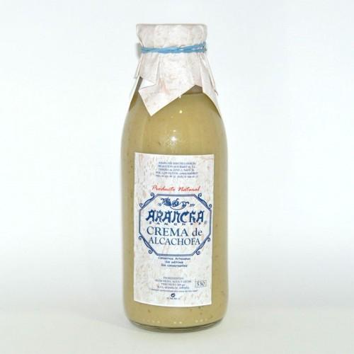 Crema de Alcachofa Arancha, 530 gr.
