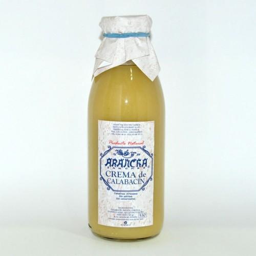 Crema de Calabacín Arancha, 530 cl.