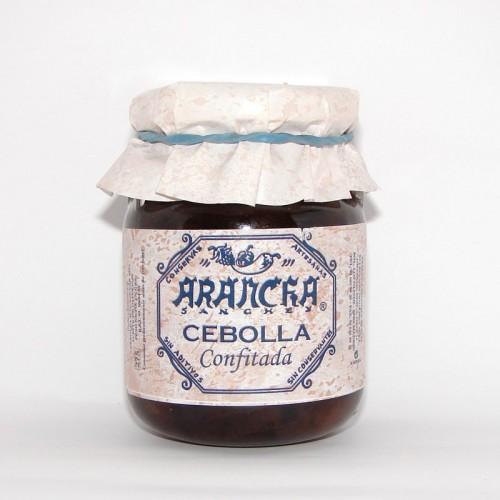 Cebolla Confitada Arancha, 270 grs.