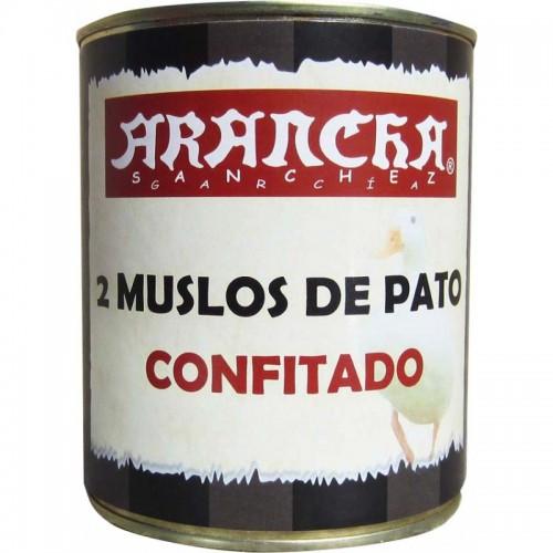 Confit de Pato Arancha, 765 grs.