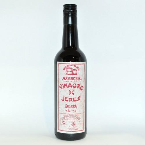 Vinagre de Jerez Con D.O. Solera Arancha, 75 Cl