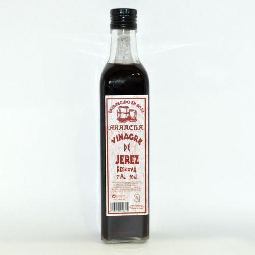 Vinagre de Jerez Con D.O. Reserva Arancha, 50 Cl