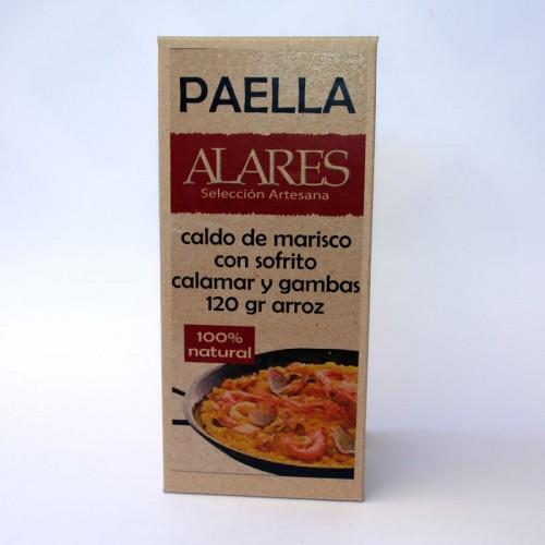 Paella ALARES Alares, 675 Gr.