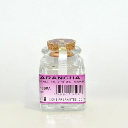 Azafrán de la Mancha 100% Hebra Arancha, 1 gr.