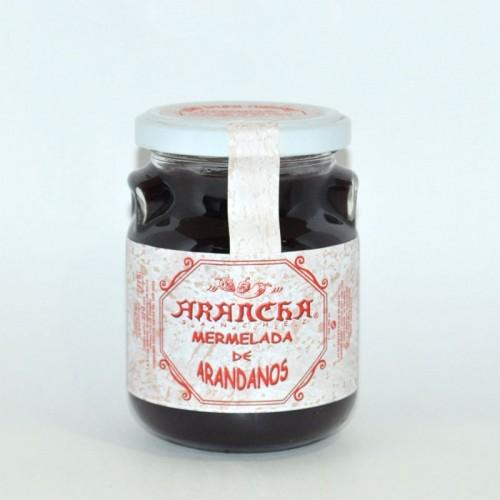 Mermelada de Arandanos Arancha, 270 gr.