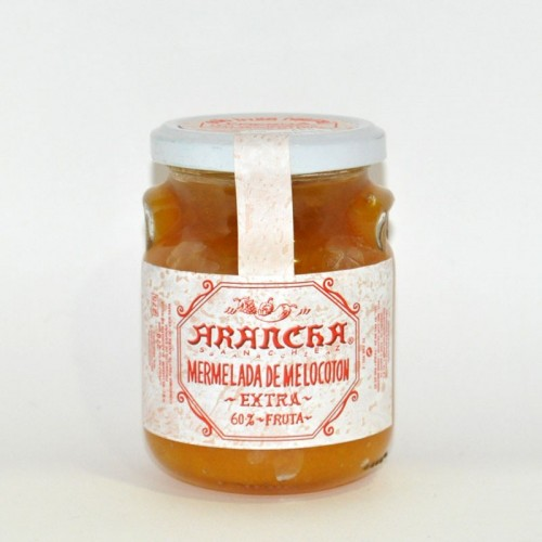 Mermelada de Melocotón Arancha, 270 gr.