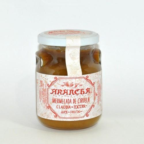 Mermelada de Ciruela Claudia Arancha, 270 gr.