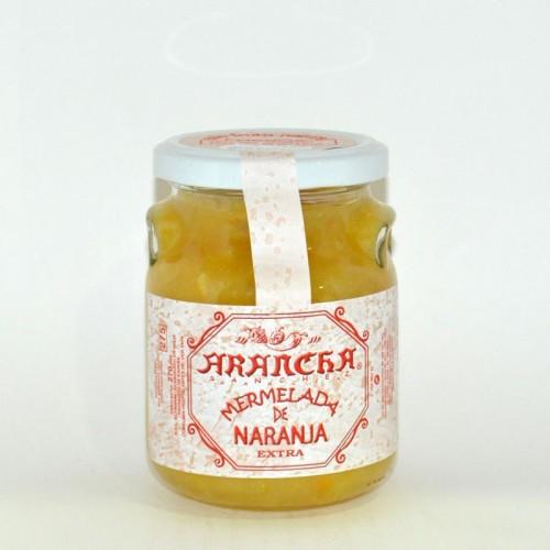 Mermelada de Naranja dulce Arancha, 270 gr.