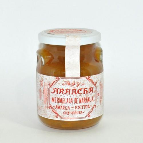 Mermelada de Naranja Amarga Arancha, 270 gr.