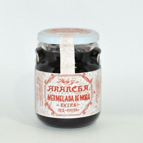 Mermelada de Mora Silvestre Arancha, 270 gr.