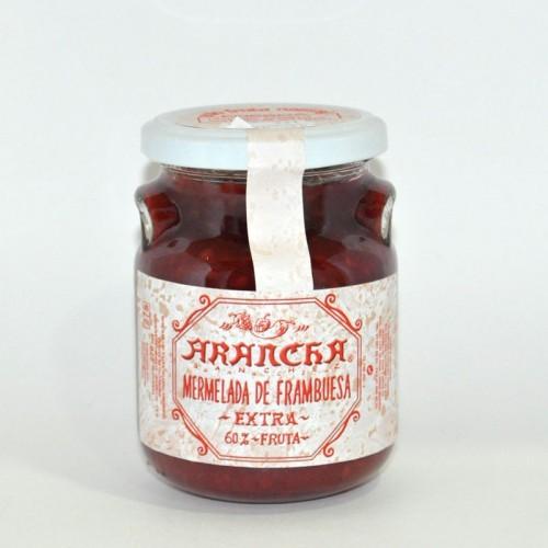 Mermelada de Frambuesa Arancha, 270 gr.