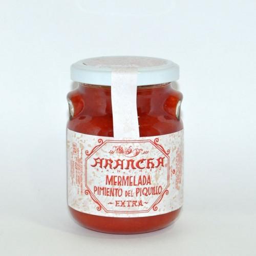 Mermelada de Pimiento Piquillo Arancha, 270 gr.