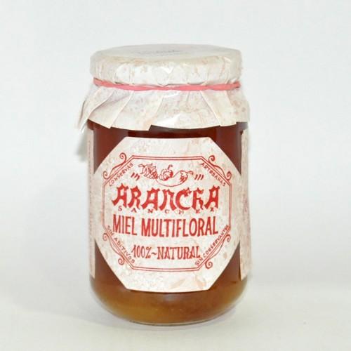 Miel Multifloral Arancha, 500 gr