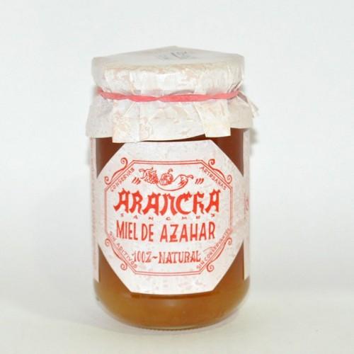 Miel de Azahar Arancha, 500 gr.