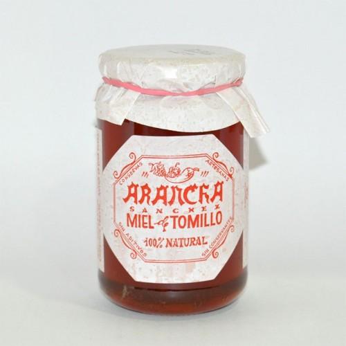 Miel de Tomillo Arancha, 500 gr.