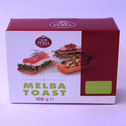 Tostada Melba , 100 gr.