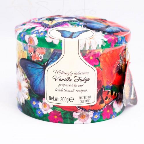 caja caramelos mariposas