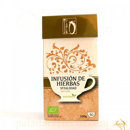 infusion hierbas vitalidad