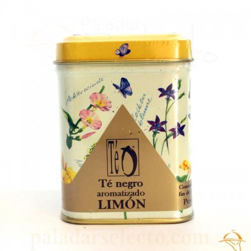 te negro limon