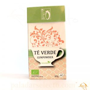 te verde gunpowder